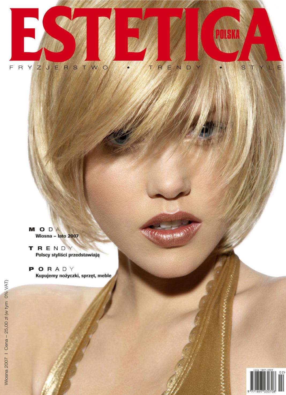 Wydania ESTETICA POLSKA z 2007 roku