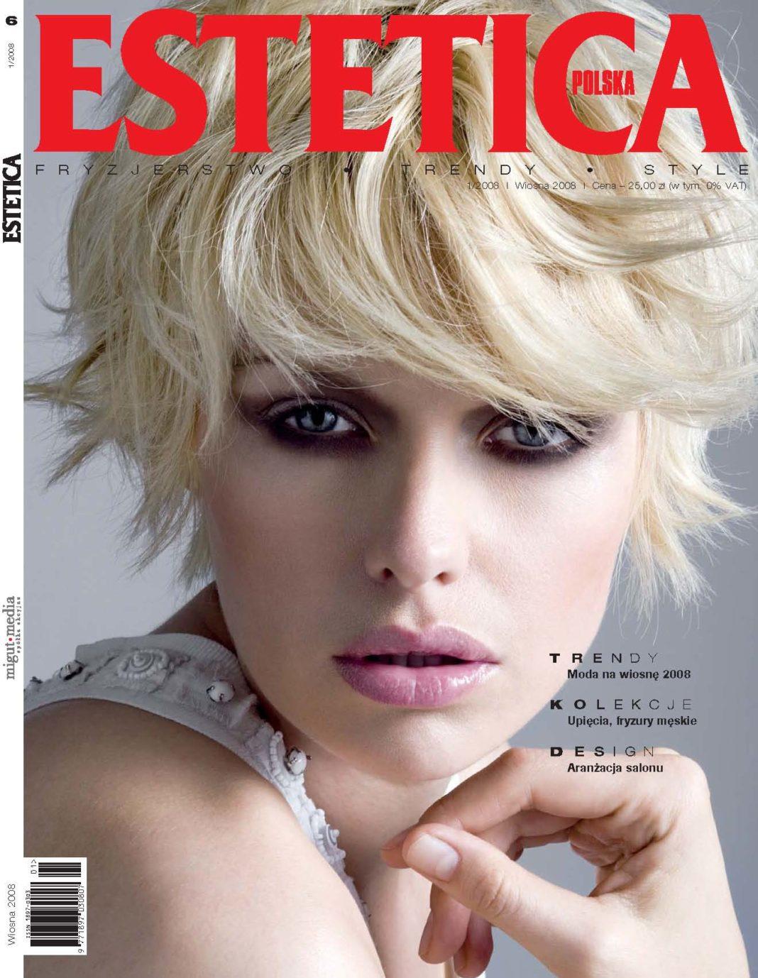 Wydanie Estetica Polska Wiosna 2008 Estetica Polska