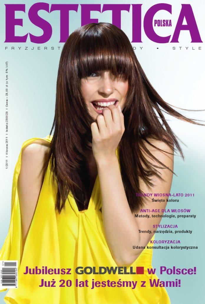 Wydanie ESTETICA POLSKA – Wiosna 2011