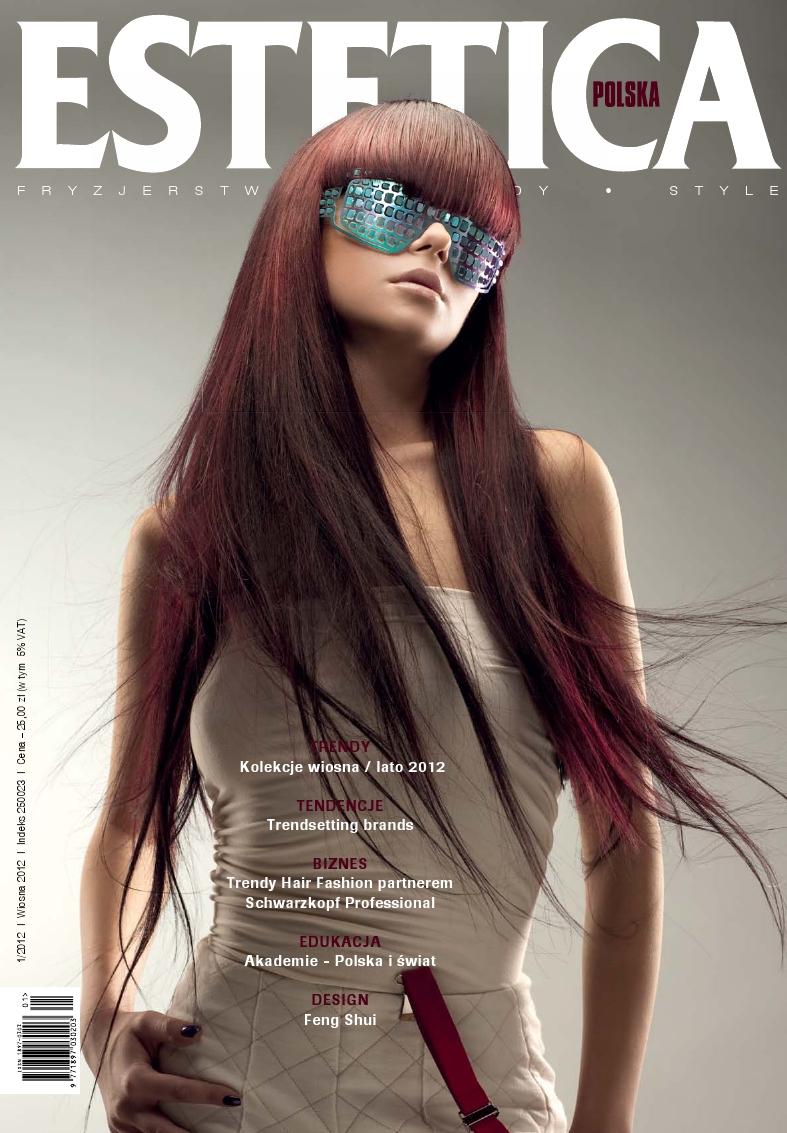 Wydanie ESTETICA POLSKA – Wiosna 2012