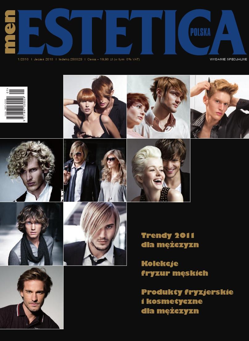 Wydanie ESTETICA POLSKA – MEN 2010