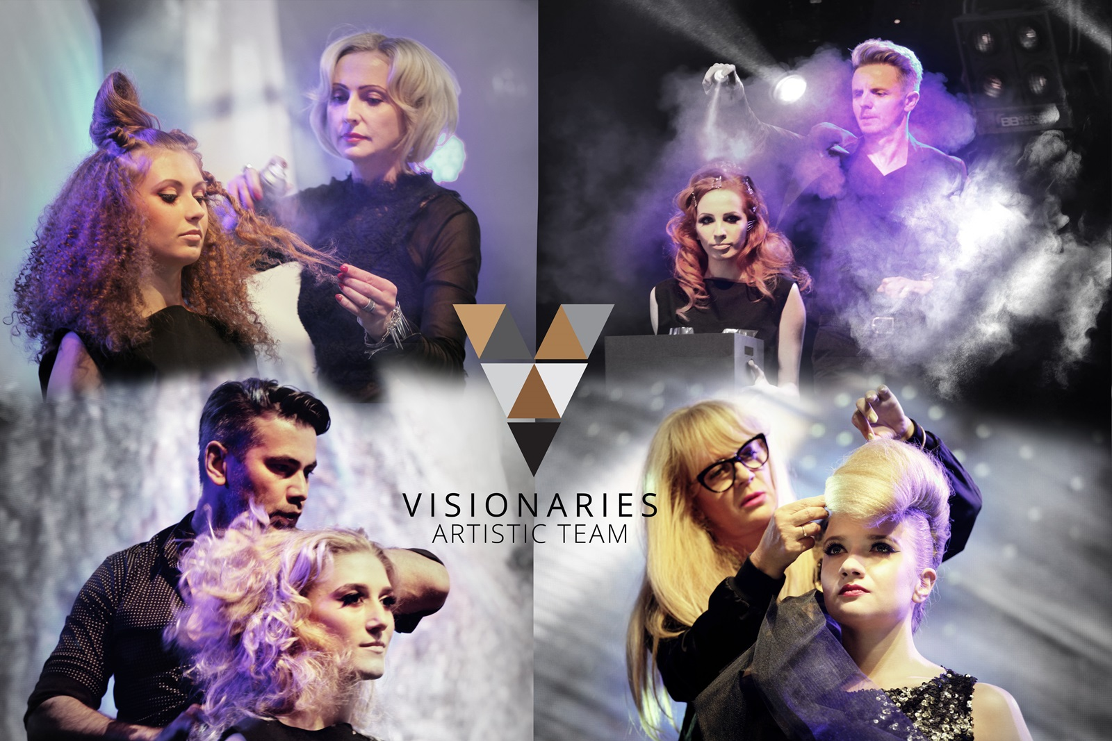 Visionary Artistic Team