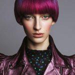 Włosy: Laurent Decreton dla L'Oréal Professionnel, Kolor: Patricia & Elodie, Zdjęcia: Giel Domen, Makijaż: Magdalena Loza, Stylizacja: Lieve Gerrits