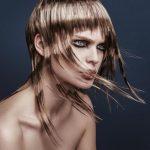 Włosy: Sophie Chandler @ Rush, Zdjęcia: Tony Le-Britton, Makijaż: Kelly Sadler