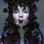 Włosy i Kolor: Chung-Yang Su (Yoshi) @ rokk ebony, Zdjęcia: Elizabeth May Kinnaird, Makijaż: Sarah Baxter