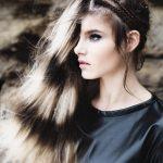 Włosy: Sophie Gibson @ Hooker & Young, Zdjęcia: Michael Young, Makijaż: Kelly Covell, Stylizacja: Jo Levy