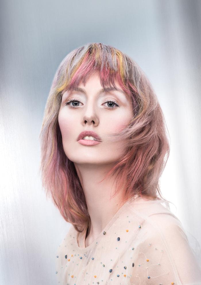 Anna Janczarek, Global New Talent Artist, Goldwell Color Zoom