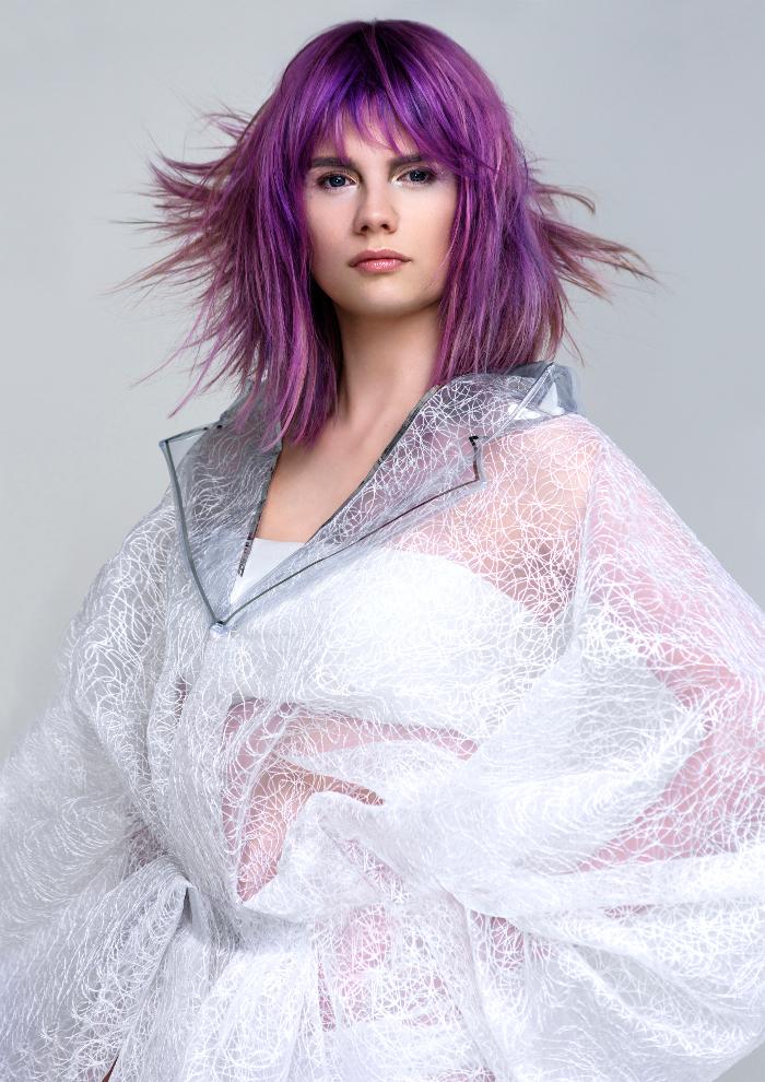 Aleksandra Wysocka, Global New Talent Artist, Goldwell Color Zoom