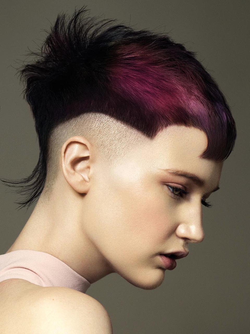Włosy: Sevda Durukan dla Joico, Makijaż: Glam by M, Stylizacja: Julia Mulder