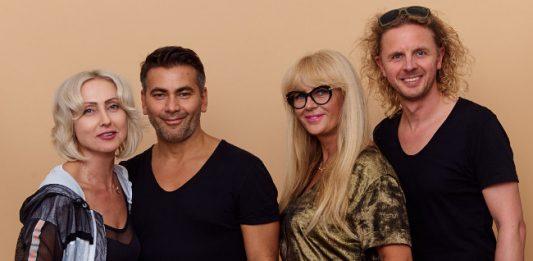 Grupa VAT: Beata Dysiewicz, Sławek Workert, Maria Korzeniowska, Piotr Bruniecki