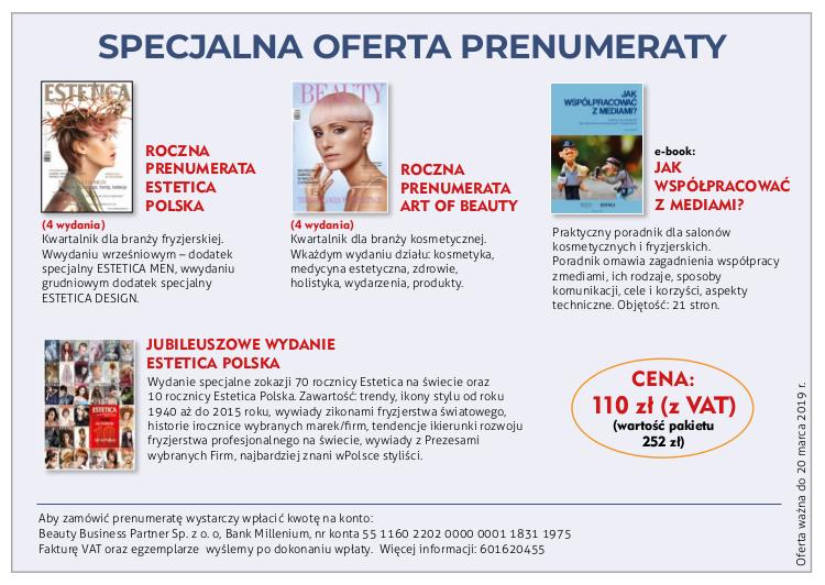 Estetica Polska Prenumerata