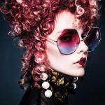 Włosy & Zdjęcia: Chung-Yang Sun @ rokk ebony/Kolor: Sanja Scher/Makijaż: Chung-Yang Su i Sarah Baxter/Stylizacja: Jam Baylon