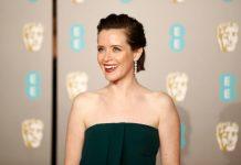 Claire Foy, 72. rozdanie BAFTA, Fot. Getty Images