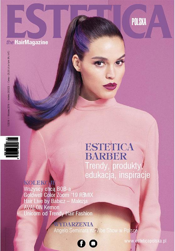 Okładka Estetica Polska 01 2019