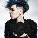Włosy @ koncepcja: @xpresioncreativos, Zdjęcia: Richard Ramos, Makijaż: Lolita Make up, Stylizacja : Carol Gamarra