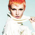 Włosy: Dorothy Tsang @ Blushes, Zdjęcie: Andrew O'Toole