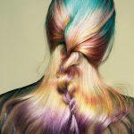 Włosy: Ine Rooijakkers, Zdjęcie: G+K Photo