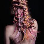 Włosy: Nicole Wilmink, Zdjęcie: Sanne Grasdijk