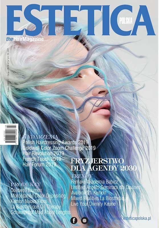 Estetica Polska okładka numeru 03/2019