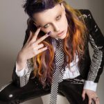 Włosy: Nichola Lovell, Zdjęcia: Anniss&Barton, Makijaż: Emma Van Breugel, Stylizacja: Leroy Lorenzo