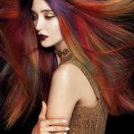 Włosy & Kolor: Mat Johnson, Zdjęcia: David Mannah, Makijaż: Pablo Morgade, Stylizacja: Josie McManus