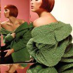 Włosy: Huub Eysink/Zdjęcia: Ivo de Kok/Makijaż: J. Pietrzak/Stylizacja: S.Eysink