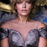 Włosy: Eric Zemmour, Zdjęcia & Makijaż: Stéphan Gagnard, Stylizacja: Yulia Moatti