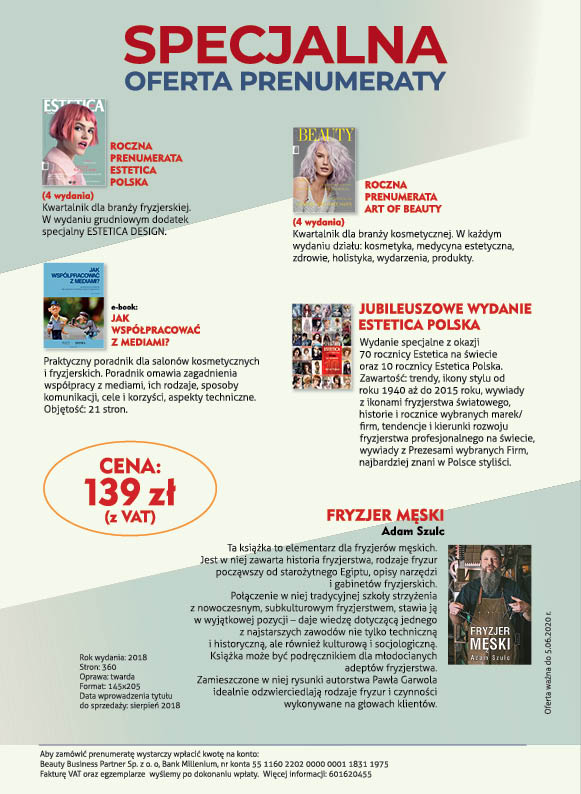 Prenumerata Estetica Polska