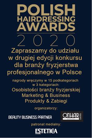 Polish Hairdressing Awards 2020