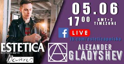 Szkolenie LIVE z ALEXANDER GLADYSHEV – 5 czerwca