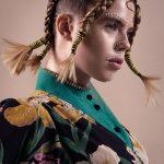 Włosy: Jose Boix @ Toni i Guy Hiszpania, Zdjęcie: David Arnal, Makijaż: Anna González, Stylizacja: Visori