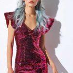 Włosy: Francesco De Nile, Zdjęcie: Carlo Battillocchi, Makijaż: Markus Theisen, Aleja mody, Stylizacja: Romina Power, Produkty: Kaaral