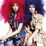 Włosy: Beauty Underground / Zdjęcie: John Rawson