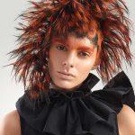 Włosy: Rafael Bueno @ Rafael Bueno Peluqueros, Zdjęcie: Edu Gomez, Makijaż: Lulú Pérez, Stylizacja: Xisco Morales, Produkty: Revlon Professional