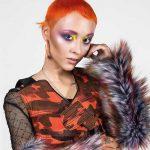 Włosy: Salones Carlos Valiente / Zdjęcie: Esteban Roca / Makijaż: Połysk Makijaż, Stylizacja: Visori Fashionart / Produkty: Revlon Professional, American Crew