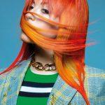 Włosy: Hairkrone / Zdjęcie: David Arnal