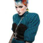 Włosy: Megan Panozzo / Zdjęcie: Alyssa Blake @ Neon Theory