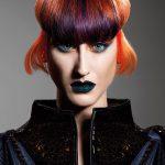Włosy: Xavier Arcarons @ Xavier Arcarons Perruquers, Zdjęcia: Esteban Roca, Makijaż: Nacho Sanz
