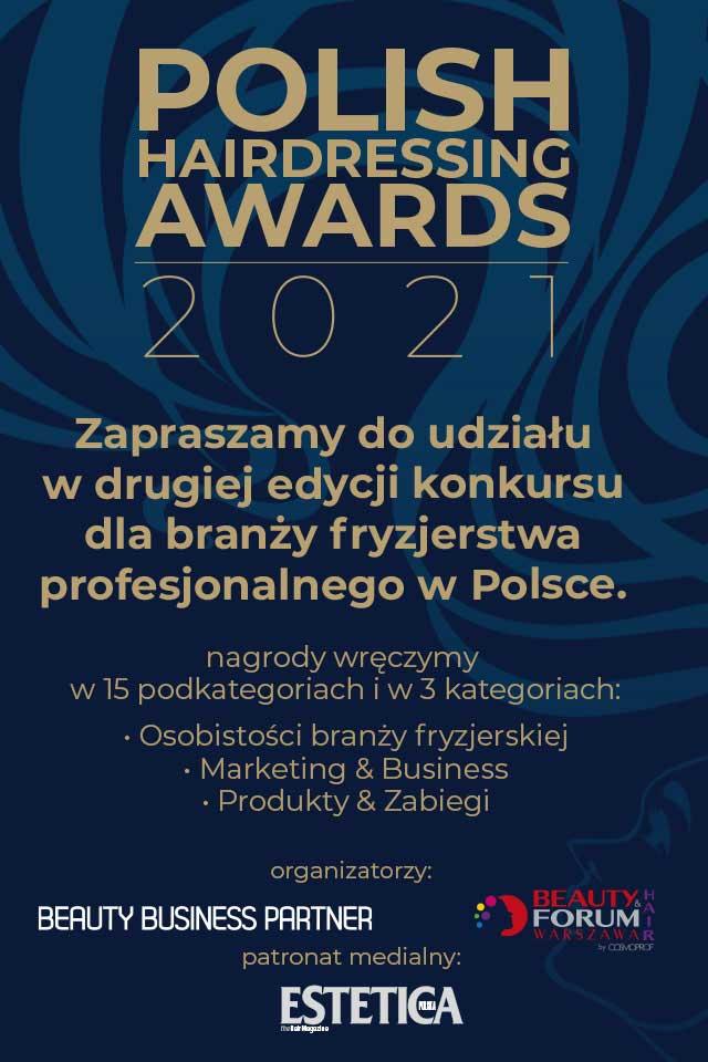 Polish Haidressers Awards 2021