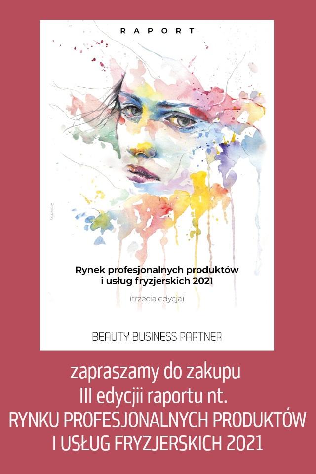 Estetica Polska Raport Fryzjerski 2021