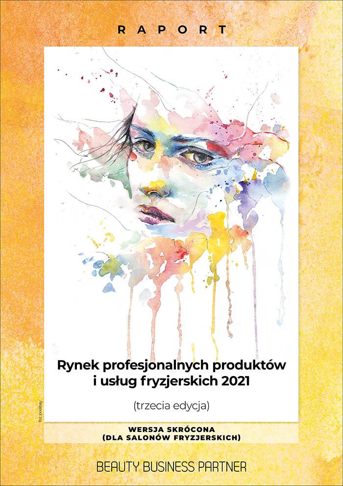 Raport fryzjerski 2021 dla salonów